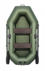 Лодка ПВХ Аква-Мастер 240 надувная гребная