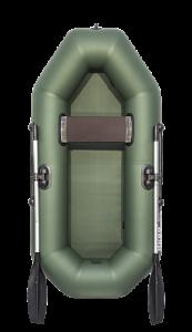 Лодка ПВХ Аква-Оптима 210 надувная гребная