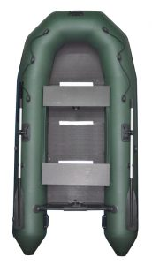 Лодка ПВХ Муссон 3000 СК надувная под мотор