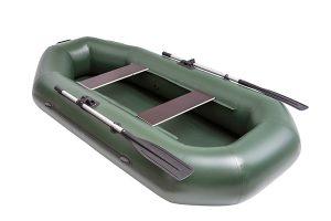 Лодка ПВХ Пиранья 2 М (260) надувная гребная
