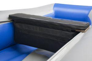 Комплект мягких накладок с сумкой (верх пвх) (80 см)