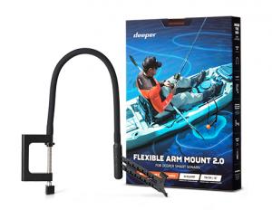 Фото Крепление на транец для эхолота Deeper – Flexible Arm Mount 2.0