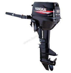 Лодочный мотор Ханкай (Hangkai) 9,8HP (9,8 л.с., 2 такта)
