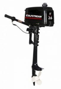 Лодочный мотор Гольфстрим (Golfstream) Т2.6СBMS (2,6 л.с., 2 такта)
