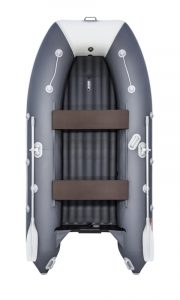 Лодка ПВХ Таймень 3400 НДНД надувная под мотор
