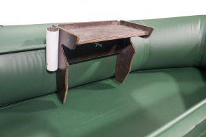 Столик в лодку ПВХ с держателем спиннинга (УКБ) №6