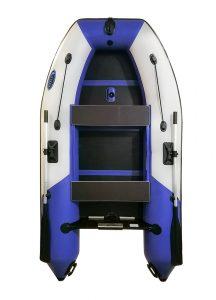 Лодка ПВХ STEFA 295 надувная под мотор