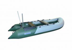 Лодка ПВХ Волга M 310 V Sport надувная под мотор